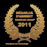 Médaille d'argent Concours Lépine
