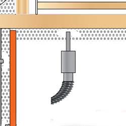 Injection plafonds et planchers